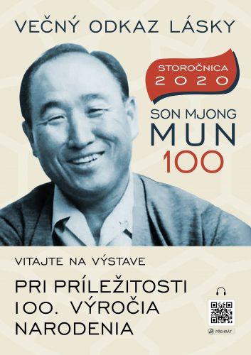 Vitajte na výstave pri príležitosti 100. výročia narodenia