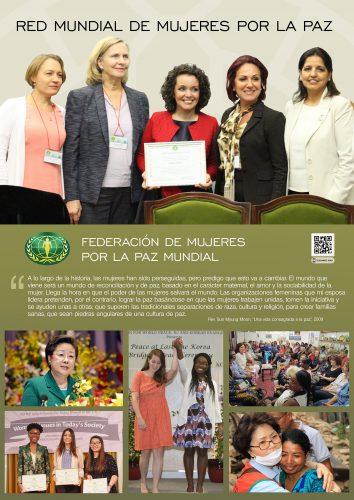 Red mundial de mujeres por la paz